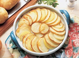Scalloped potatoes
