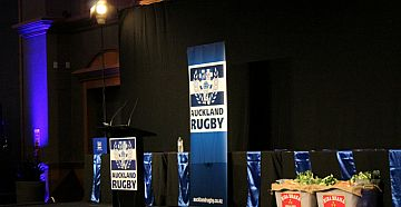 Auckland Rugby Prize giving 2013